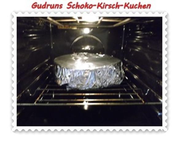 Kuchen: Schoko-Kirsch-Kuchen - Rezept - Bild Nr. 11