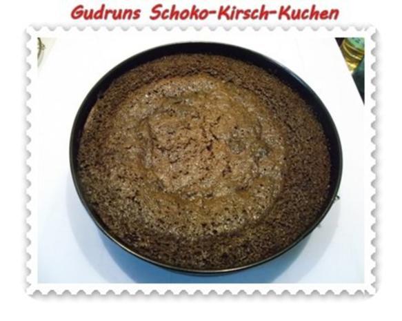 Kuchen: Schoko-Kirsch-Kuchen - Rezept - Bild Nr. 12