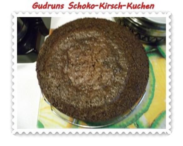 Kuchen Schoko Kirsch Kuchen Rezept Mit Bild Kochbar De