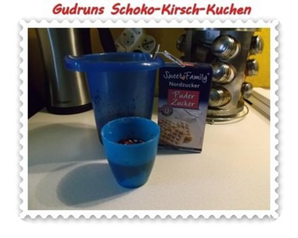 Kuchen: Schoko-Kirsch-Kuchen - Rezept - Bild Nr. 14
