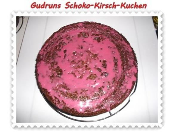 Kuchen: Schoko-Kirsch-Kuchen - Rezept - Bild Nr. 15