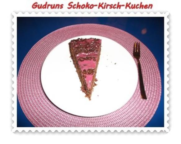 Kuchen: Schoko-Kirsch-Kuchen - Rezept - Bild Nr. 16