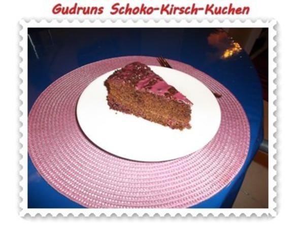 Kuchen: Schoko-Kirsch-Kuchen - Rezept - Bild Nr. 18
