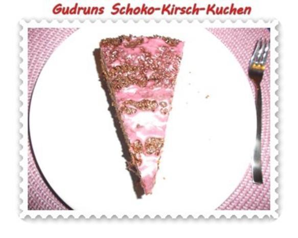 Kuchen: Schoko-Kirsch-Kuchen - Rezept - Bild Nr. 19