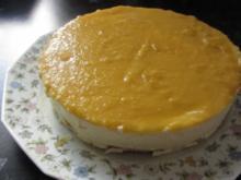 Mango-Frischkäsetraum - Rezept