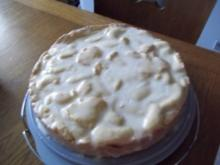 gedeckter Apfelkuchen frisch gehext - Rezept