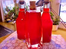 Himbeer-Essig - selbstgemacht - Rezept
