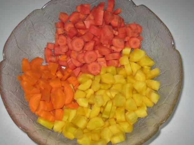 Spätzli Karotten Pilz Gratin - Rezept - Bild Nr. 4