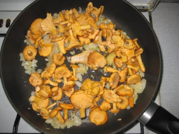 Spätzli Karotten Pilz Gratin - Rezept - Bild Nr. 7