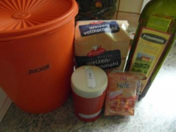 Rezept: Brot backen: saftiges Zucchini-Buttermilchbrot