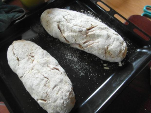 Brot backen: saftiges Zucchini-Buttermilchbrot - Rezept - Bild Nr. 5