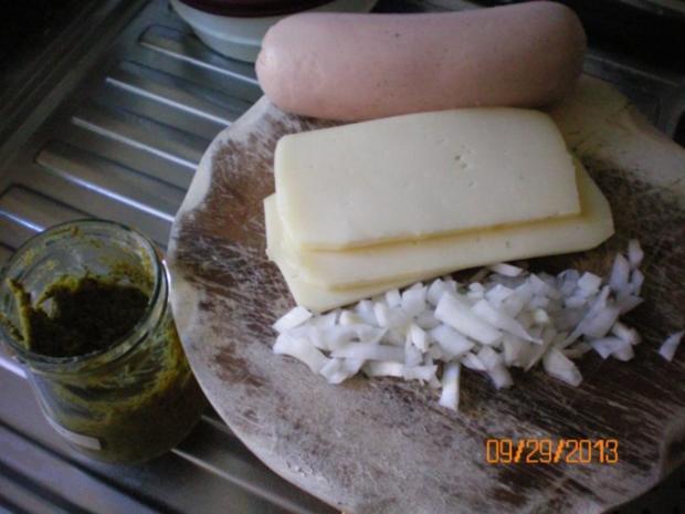 Salat: Fleischsalat - Rezept - Bild Nr. 2