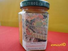 bunte Herbst Marmelade - Rezept