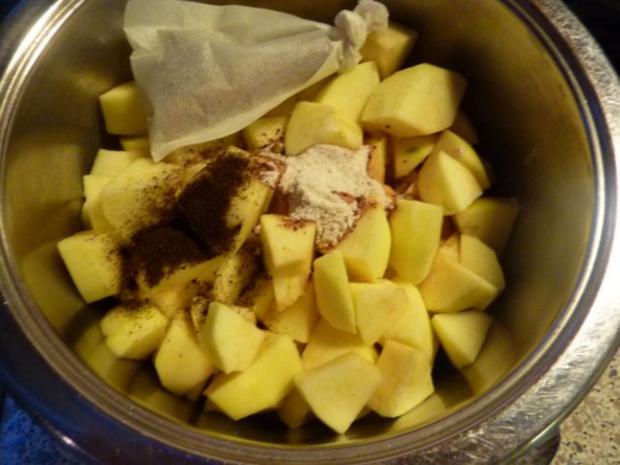 Dessert: Apfelmus winterlich - Rezept - Bild Nr. 3