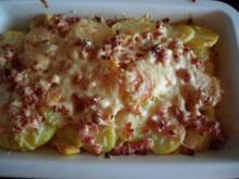 Kartoffel Zucchini Auflauf - Rezept