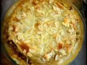 Steinpilz-Lasagne mit Zitronensauce - Rezept