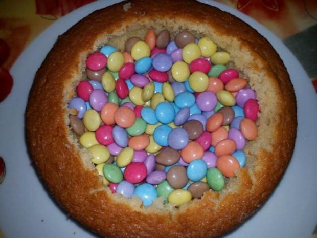 Pinata Torte - Rezept - Bild Nr. 4