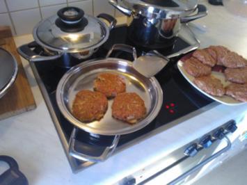 Fleischküchle - Rezept