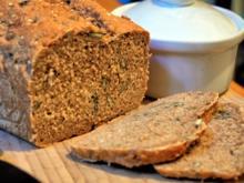 Thymian-Pfeffer-Brot - Rezept