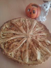 Apfel-Birnen-Pie - Rezept