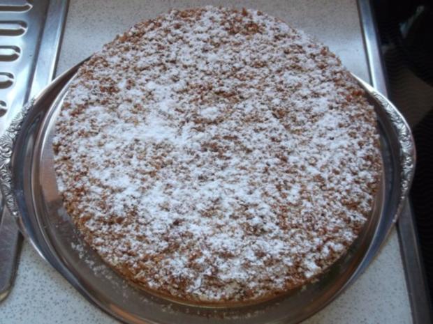 Apfelkuchen mit Schmand und Streusel - Rezept - Bild Nr. 16