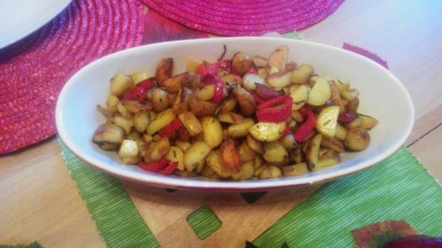 Rosmarinkartoffeln - Rezept