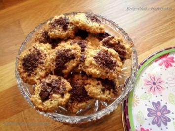Krümelkeks Haferflocken-Kekse - Rezept