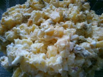 Remouladen- Kartoffelsalat a la Medina - Rezept
