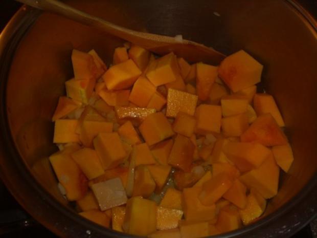 Butternutkürbis-Suppe - Rezept - Bild Nr. 3