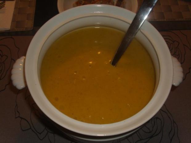 Butternutkürbis-Suppe - Rezept - Bild Nr. 5