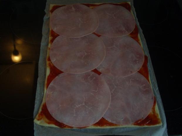 Pizza-Schnecken - Rezept - Bild Nr. 4