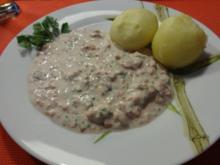 Ahab's  Tomaten-Kräuterquark - Rezept