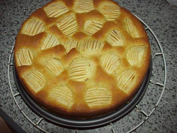 rezept apfelkuchen sehr fein