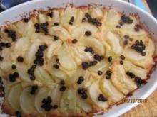 Apfel-Tarte - Rezept