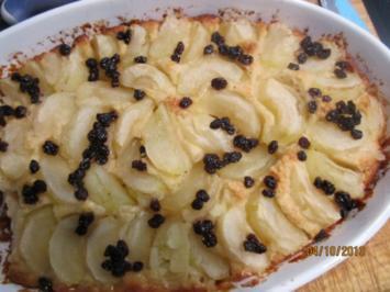 Rezept: Apfel-Tarte