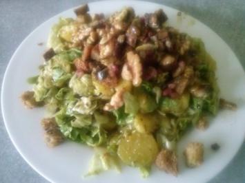 Endivien - Kartoffelsalat - Rezept
