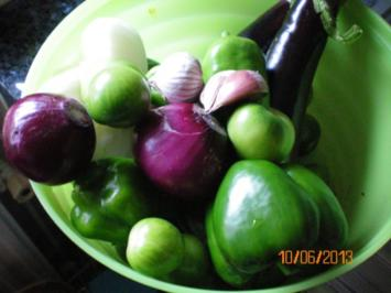 Tomatensalsa - mixed - Rezept