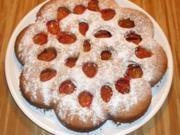 Pflaumen - Zimt - Kuchen - Rezept