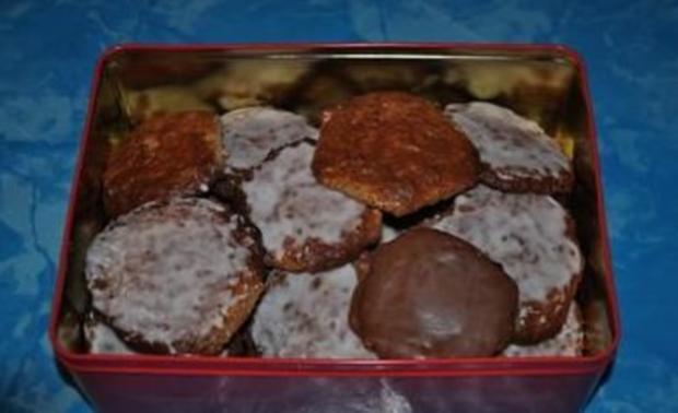 Gebäck: Elisenlebkuchen - Rezept