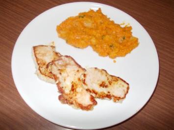Kùrbis - Kartoffel Pùree - Rezept