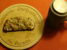 Abendbrot : Harzer Roller Häckerle mit Musik - Rezept