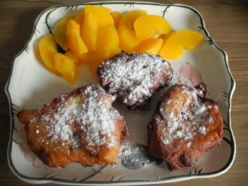 Süße Mahlzeit : Joghurt - Keulchen ;-) - Rezept