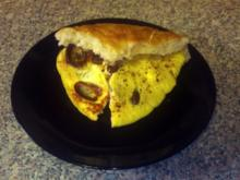 Omelett auf persische Art - Rezept