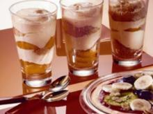 Erdnuss-Aprikosen-Traum - Rezept