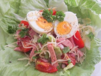 Elsässer Wurstsalat - Rezept