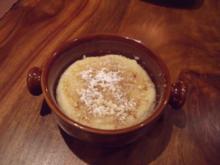 Exotischer Grießpudding - Rezept