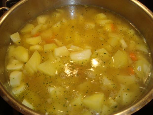 Kartoffelsuppe - Rezept - Bild Nr. 3
