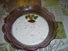 Tzaziki verschärft - Rezept