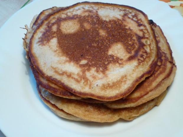 Leckere Pfannkuchen mit Quark - Rezept - Bild Nr. 2
