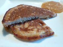 Leckere Pfannkuchen mit Quark - Rezept